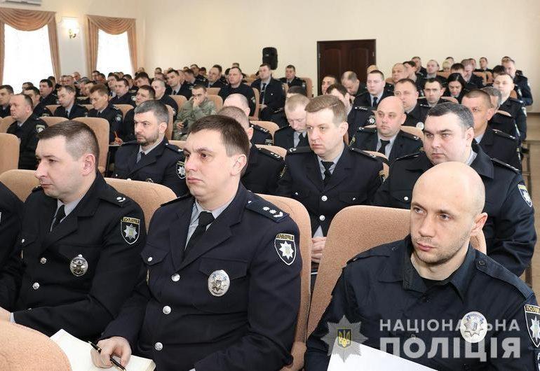 У Запоріжжі підвели підсумки роботи поліції