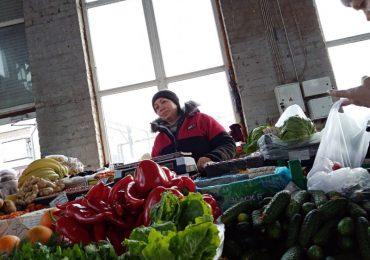 Цены на продуктовом рынке Мелитополя