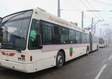 В Запорожье обновят городской электротранспорт