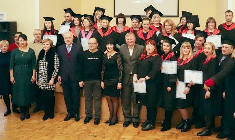 В ЗНУ вручили дипломы выпускникам магистратуры