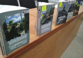 В Запорожье презентовали пятый том «Устной истории российско-украинской войны»
