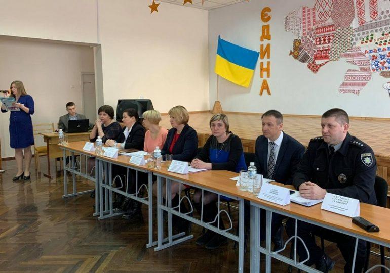 В Запорожье для ветеранов организовали информационно-консультативную встречу