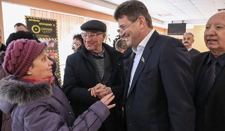 В Запорожье совещались ветераны