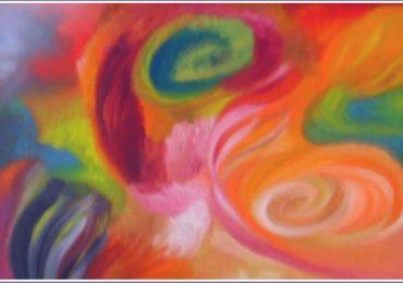 В Энергодаре исцеляют души… цветом