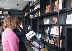 В Запорожье две библиотеки получили новую жизнь