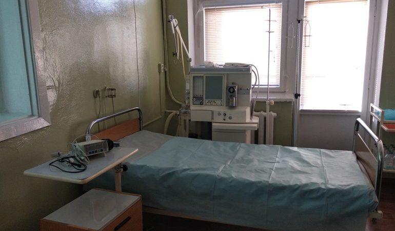 В Запорожье городская больница №7 готова принимать больных коронавирусной инфекцией