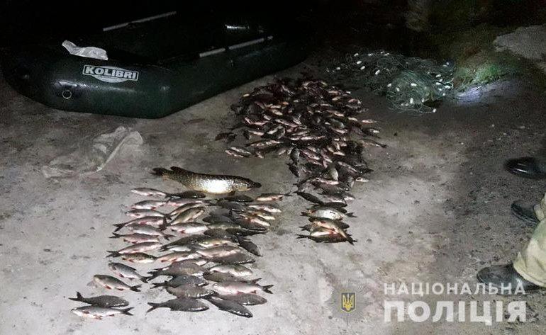 У Запоріжжі поліцейські викрили браконьєра