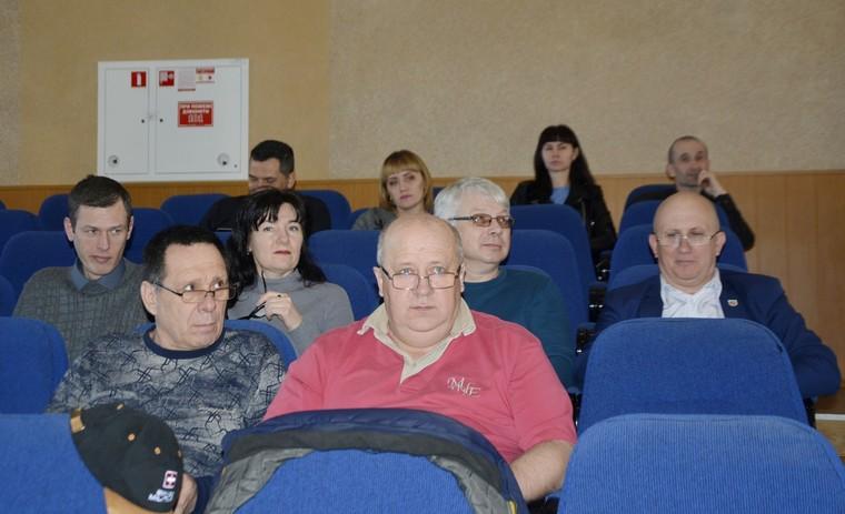 В Энергодаре депутаты заслушали отчет о выполнении городских программ