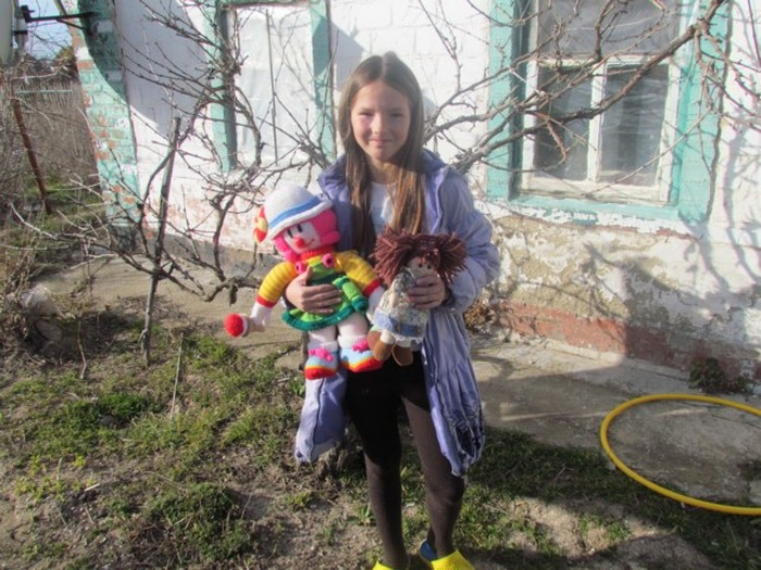 В Кирилівці закінчилися щорічна благодійна акція