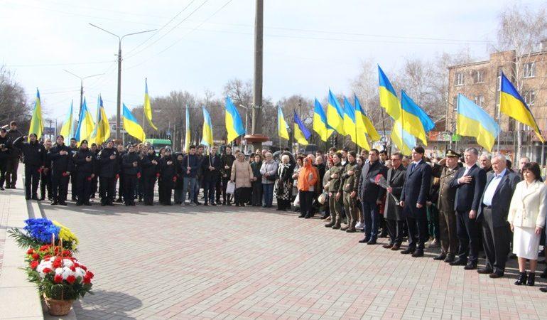 В Запорожье состоялись торжества ко дню рождения Великого Кобзаря
