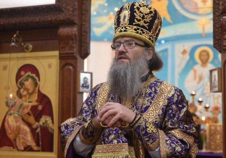 Запорожский митрополит разъяснил особенности богослужений в период карантина
