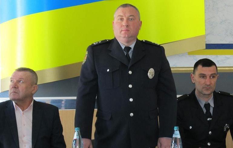 В Бердянске - новый начальник полиции