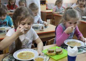 В Запорожье проверили качество питания детей в детских садах