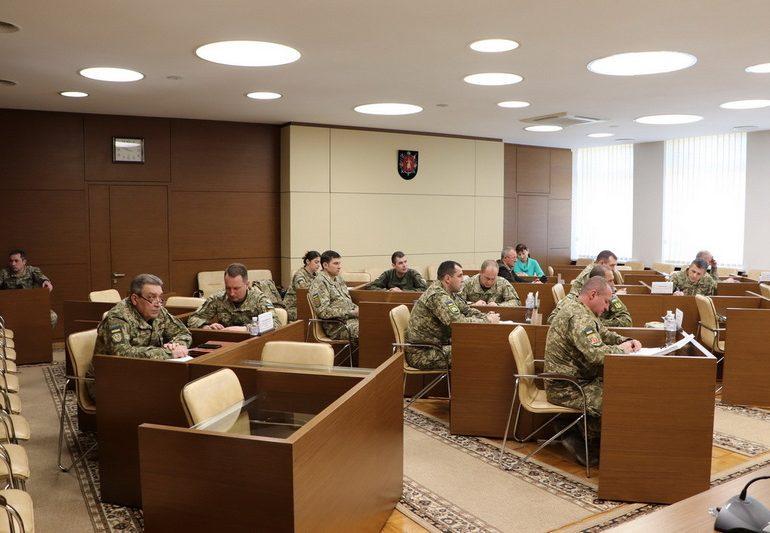 В Запорожской области начался весенний призыв на срочную военную службу