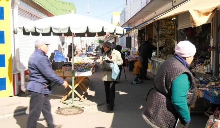 В Бердянске рынки пока работают