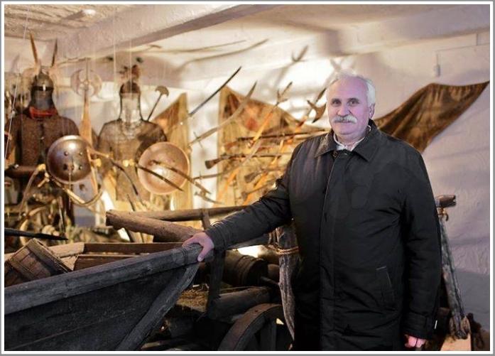 Ушел из жизни заместитель генерального директора Национального заповедника «Хортиця»