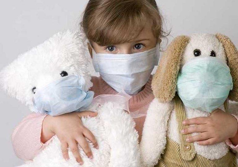 У Запорізькій області захворюваність на грип та ГРВІ іде на спад