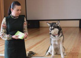В Запорожье школьников учат гуманному и бережному отношению к животным