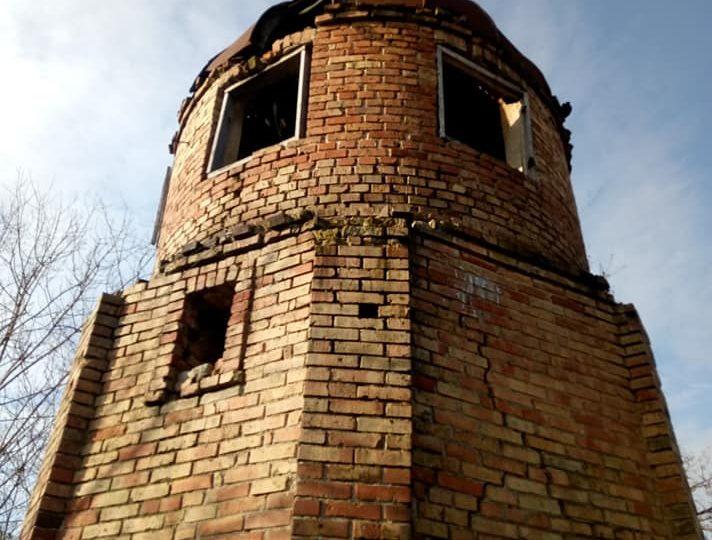 Старинная обсерватория Ивана Канкрина в селе Веселянка - Путешествуем по Украине!