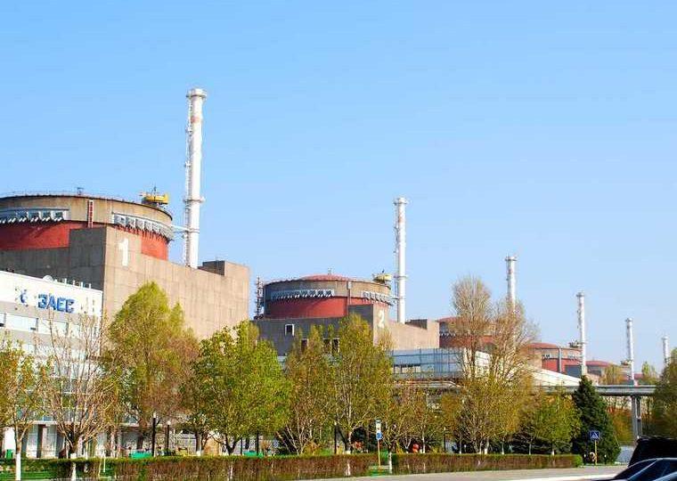 Запорожская АЭС выполнила план по производству электроэнергии за март