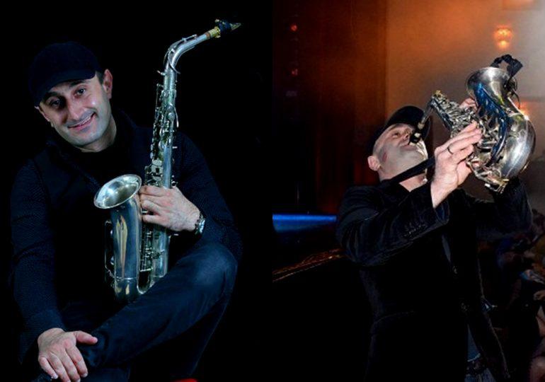 Лучший саксофонист Израиля J.Seven (Джей Севен): Шалом, Запорожье!!!