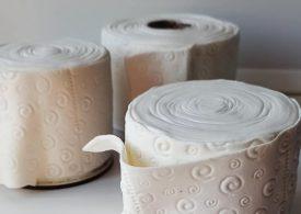 Запорожанка печет тортики в виде ...туалетной бумаги