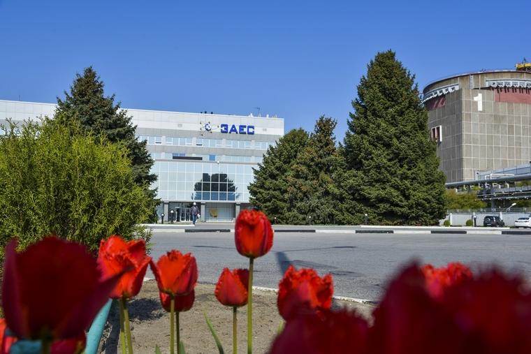 На энергоблоках Запорожской АЭС идет замена аккумуляторных