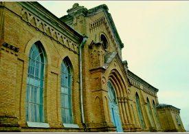 В Запорожской области в старом храме сохранилась… свастика