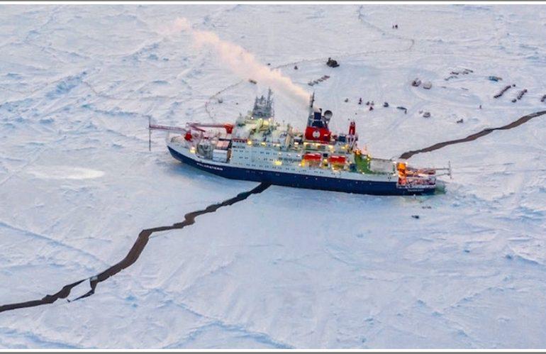 Можно ли из Запорожья попасть… в Северный океан?