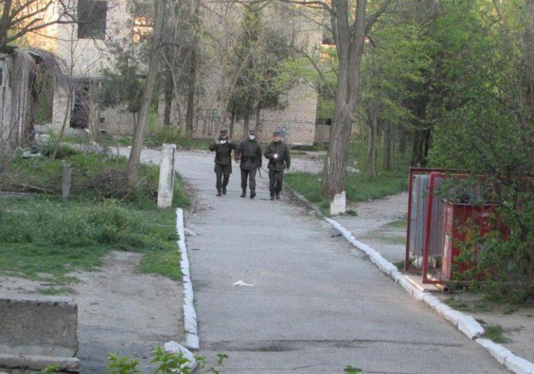 В Бердянске правоохранители взяли под охрану заброшенный детский сад