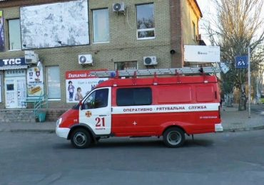 В Васильевском и Пологовском районах спасатели провели дезинфекцию улиц