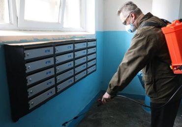 Запорожье средство для дезинфекции домов будет получать от ЗТМК