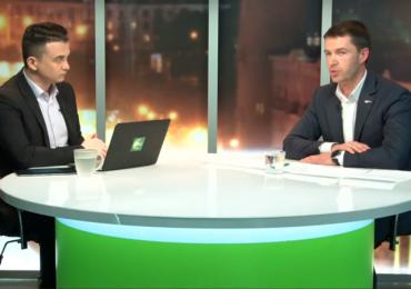 В Запорожье в прямом эфире обсудили вопросы жизнедеятельности города