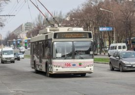 В Запорожье вводят спецпропуска для проезда общественным транспортом
