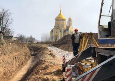 В Бердянске ремонтируют жизненно важный для города коллектор