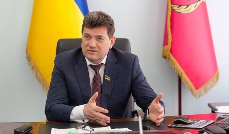 В Запорожье мэр Буряк объяснил, зачем к нему приходили правоохранители