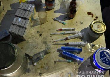 У Запоріжжі поліцейські викрили наркопритон