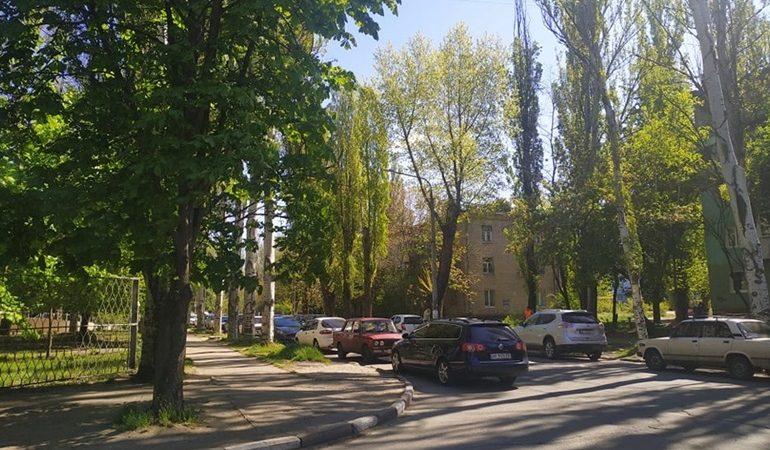 В Запорожье инспектировали правильность парковки