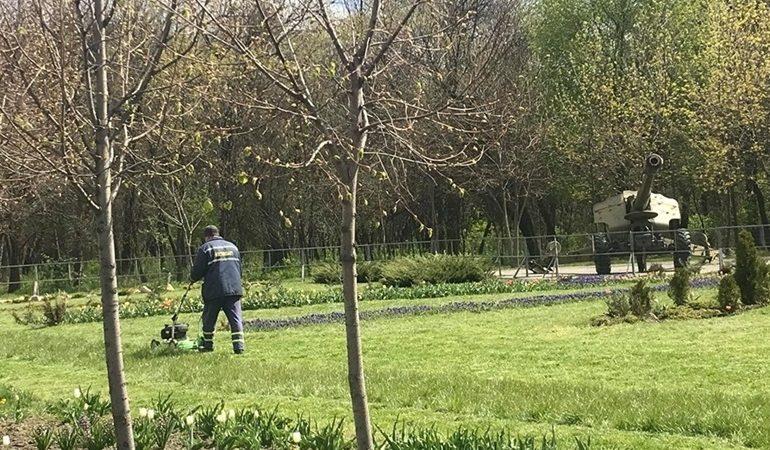 Запорожцев после карантина ждет обновленный парк Победы