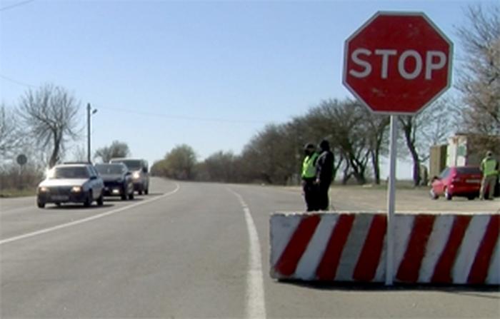 На в'їзді до Кирилівки з 30 квітня почне працювати поліцейський пост