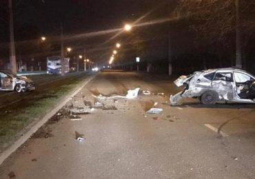 В Заводському районі загинув водій легковика