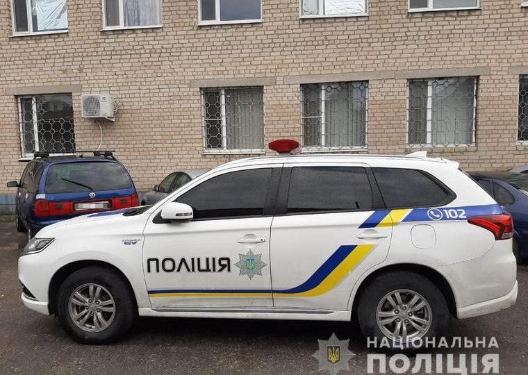 В Мелитопольском районе напали на полицейских и угнали их машину