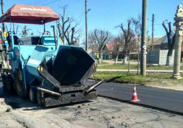У Бердянську розпочато поточний ремонт доріг