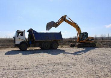 В Запорожской области продолжается ремонт дорог