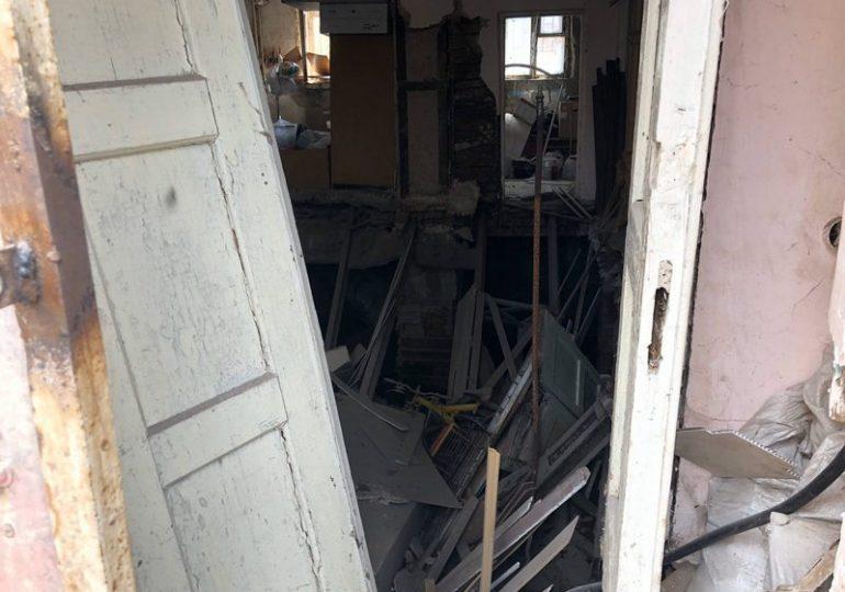 Рятувальники евакуювали мешканців багатоквартирного будинку, де відбулося руйнування конструкцій