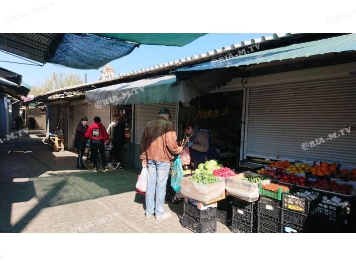 Что почем на мелитопольских рынках перед Пасхой