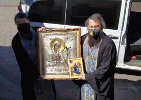 """В Запорожье состоялся крестный ход с иконой Божией Матери """"Самарская"""""""