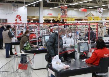 В Запорожье проверили крупный супермаркет