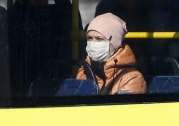 Запорожцев предупреждают о штрафах за нарушение требований карантина в транспорте
