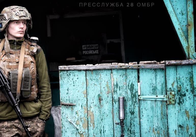 20 квітня на Донбасі загинув лейтенант Андрій Шинкарук
